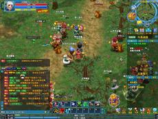 清新Q版《东方仙境》游戏精彩截图