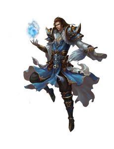传奇霸业游戏人物图片与游戏截图