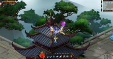 《剑雨江湖》游戏截图