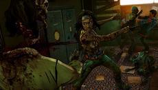 《行尸走肉:米琼恩》游戏截图