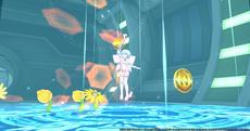《超次元ACT:海王星U》高清游戏截图