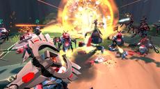 《天生战狂》(Battleborn)游戏截图