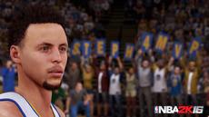 《NBA 2K16》游戏截图