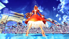 《Fate/EXTELLA》高清游戏截图