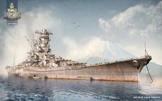 《战舰世界》高清壁纸
