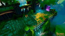 《传说:命运之路》游戏截图