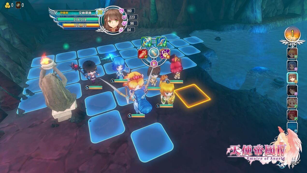 《天使帝国4》游戏截图