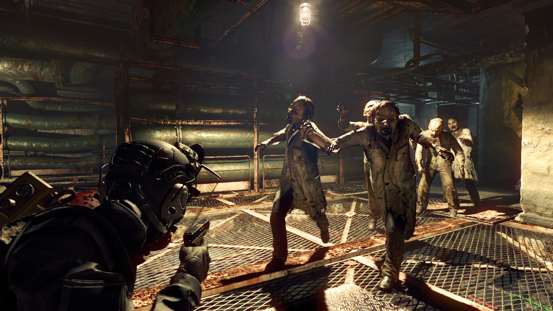 《生化危机:保护伞小队》游戏截图