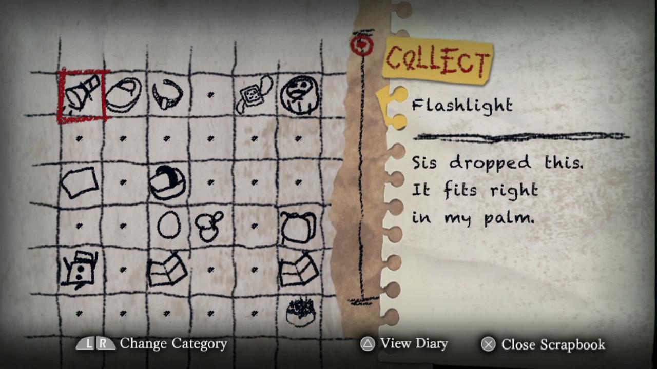 《夜廻》游戏截图