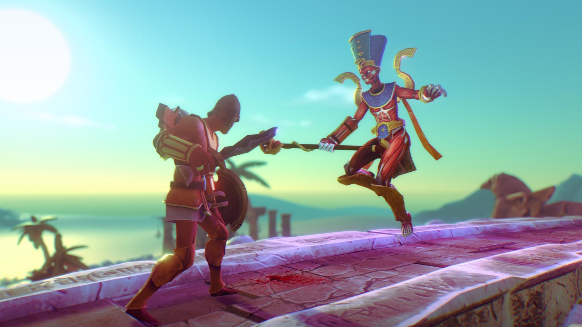 《暴君(Pharaonic)》游戏截图
