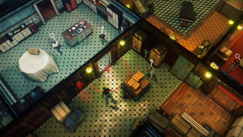 《不义之财》游戏截图