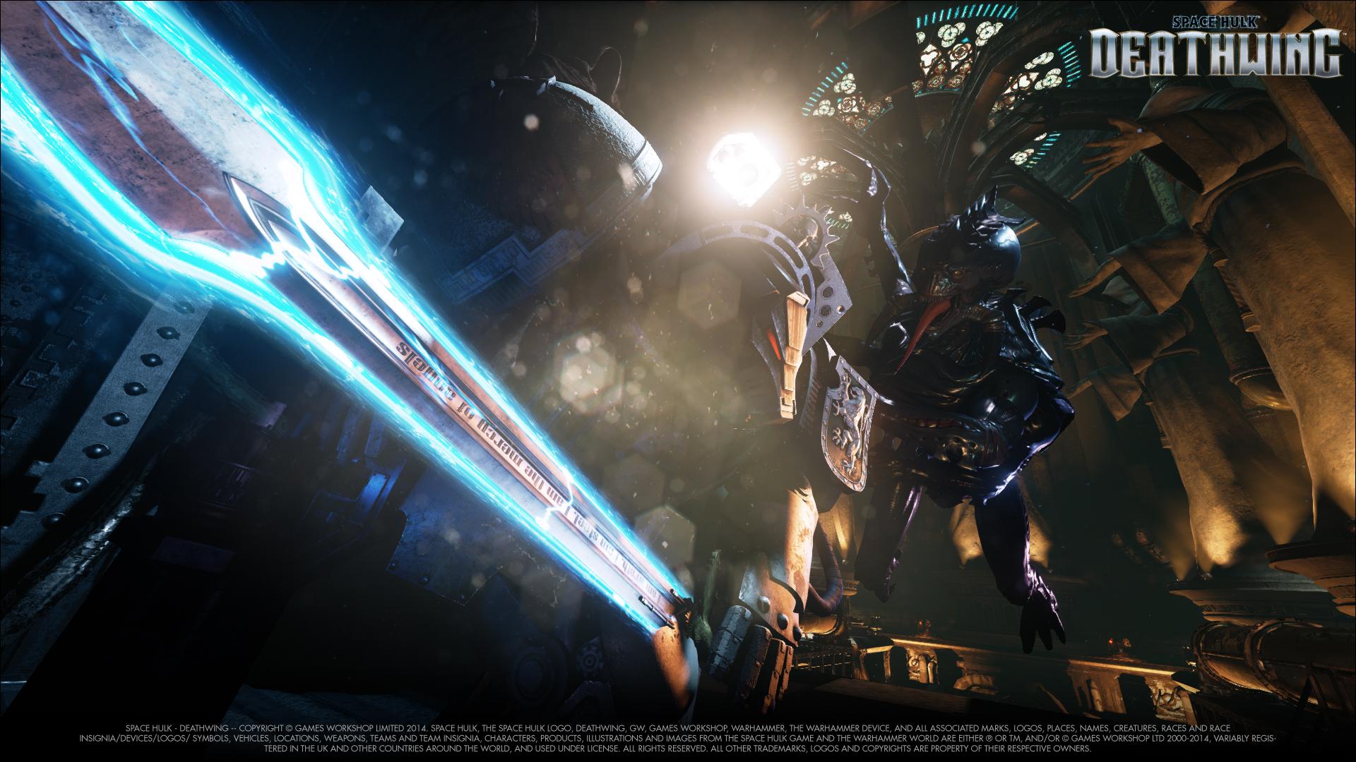 《太空战舰:死亡之翼》游戏截图