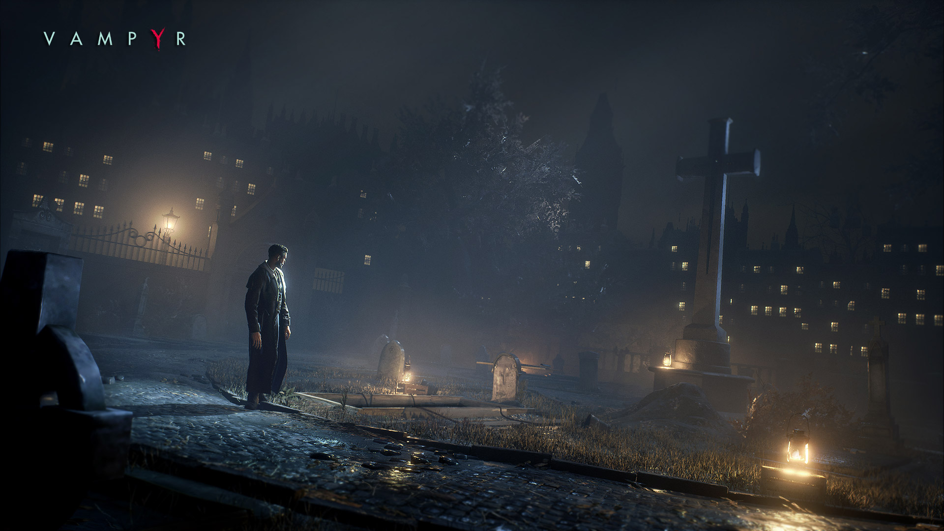 《吸血鬼》游戏截图