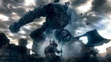 《黑暗之魂2》游戏战斗截图